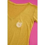 Camiseta Feminina Funfit - Chá Babylook
