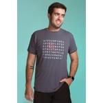 Camiseta Masculina Funfit - Eu Que Lute
