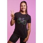 Camiseta Feminina Funfit - Bike
