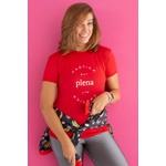 Camiseta Feminina Funfit - Plena