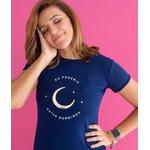Camiseta Feminina Funfit - Eu Poderia Estar Dormindo