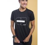 Camiseta Feminina Funfit - Black is My Favorite Color