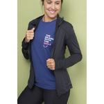 Camiseta Feminina Funfit - The Brand With The Smile Azul