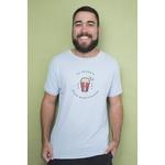 Camiseta Masculina Funfit - Eu Poderia Estar Maratonando