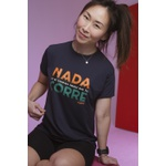 Camiseta Feminina Funfit - Nada Se Compara Aquele Que Corre
