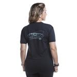 Camiseta Feminina Funfit - Planetas