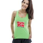 Regata Feminina Funfit - Run Run
