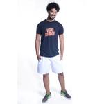 Bermuda Masculina Funfit - Comfy Branco