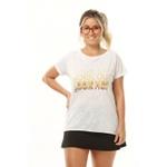 Camiseta Feminina Funfit - Wake Up Look Hot