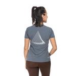 Camiseta Feminina Funfit - FNFT Triângulo