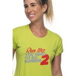 Camiseta Feminina Funfit - Run Like You Need
