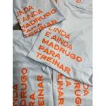 Camiseta Feminina Funfit - Linda E Ainda Madrugo Pra Treinar