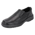 Sapato Masculino Casual em Couro Preto Galway 2021