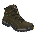 Bota Masculina Adventure Verde Militar Galway 5017