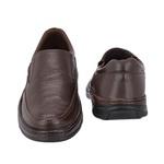 Sapato Masculino Casual em Couro Café Galway 2021