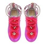 Sapato Flores Infantil Gats