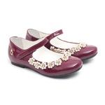 Sapato Feminino Bordado Infantil Gats