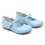 Sapato Nuvem Azul Feminino Gats