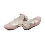 Sapato Verniz Gats Menina Laço Perolas