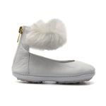 Sapato Tornozeleiras Pêlos Gats