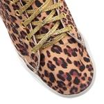 Tênis Leopardo Infantil Gats