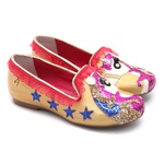 Sapato de Unicórnio Infantil Gats