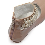 Sapato de Tornozeleiras Infantil Gats
