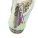 Sapato de Tornozeleiras Papel de Bala Gats