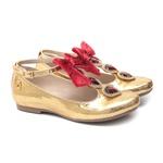 Sapato Boneca Coração Infantil Gats
