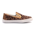 Slip On Animal Print Infantil Gats