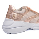 Tênis Sneaker Croco Feminino Infantil Gats