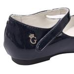 Sapato Feminino Verniz Marinheiro