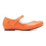 Sapato Feminino Verniz Urucum