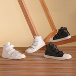 Tênis Sneaker Couro Gats Cano Alto
