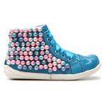 Tênis Sneaker Azul Infantil Gats