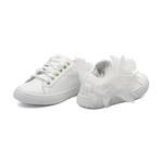 Tênis Sneaker Penas Branco