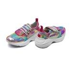 Tênis Sneaker Tie Dye Feminino Infantil