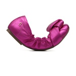 Sapatilha Elástico Pink