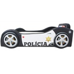 MINI CAMA BABY POLICIA