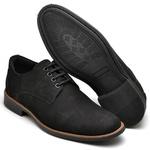 Sapato Social Masculino Esporte Fino Preto