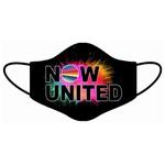 Kit 4 Máscara Lavável Personalizada Now United Tecido Duplo