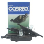 Pastilha de freio Traseiro - Cobreq - N326 (Vectra)