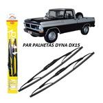 PALHETA PARA-BRISA DYNA DX15 F100 / FIORINO / CARAVAN / OPALA