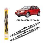 PALHETA PARA-BRISA DYNA DX20 GOL / SANDERO / TEMPRA