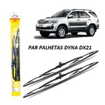 PALHETA PARA-BRISA DYNA DX21 FOCUS / CIVIC / HILUX / GOL / POLO