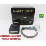 CENTRALINA COM CHICOTE P/ TRAVA ELÉTRICA LOOK OUT