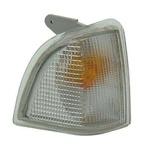 Lanterna Dianteira lado direito - Del Rey / Belina / Pampa - 86 / 87 / 88 / 89 / 90 / 91 / 92 - Cristal Artmold modelo Arteb <BR>