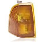 Lanterna Dianteira lado esquerdo Del Rey / Belina / Pampa - 85 86 87 88 89 90 91 92 Âmbar ( jcv modelo Arteb )<BR>