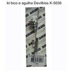 KIT BICO E AGULHA DEVILBISS 1.8MM P/ MODELO SGK