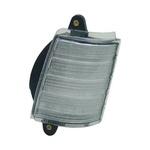 Lanterna Dianteira cristal Lado Direito Del Rey 81/82/83/84 - Acrilux<BR>